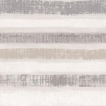 Resor målade rand tapet krita grå Arthouse 610603