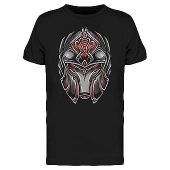 Red Knight Warrior Robot Tee Men's -Kuva Shutterstock