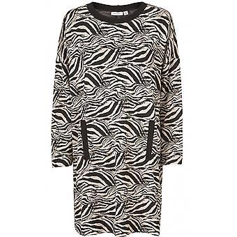 Masai Kleidung Grizelli Zebra Druck Tunika
