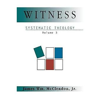 Witness by James William McClendon - 9780687098231 Book