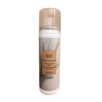 R&Co Bright Shadows Root Touch Up Spray Dark Blonde 1. 5 OZ