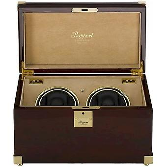 Rapport London Watch Winder Captains Duo W272