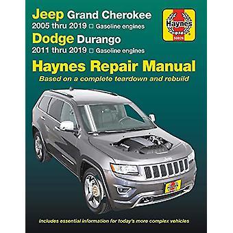 Jeep Grand Cherokee 2005 Thru 2019 and Dodge Durango 2011 Thru 2019 H