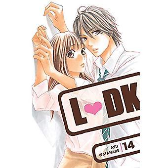 Ldk 14 door Ayu Watanabe - 9781632361677 Boek