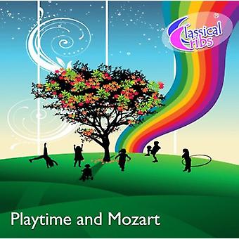 Classical Cribs - Playtime & Mozart [CD] USA import