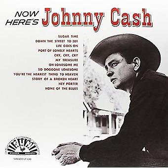 Johnny Cash - Now Here's Johnny [Vinyl] USA import