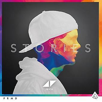 Avicii - Stories [CD] USA import