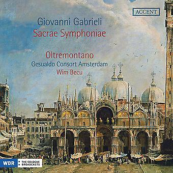 Sacrae Symphoniae [CD] USA import