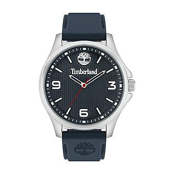 Timberland Watches Tbl.15947jys/03p Averton Navy Silicon Men's Watch