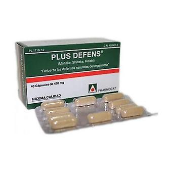 Plus Defens 40 capsules of 420mg