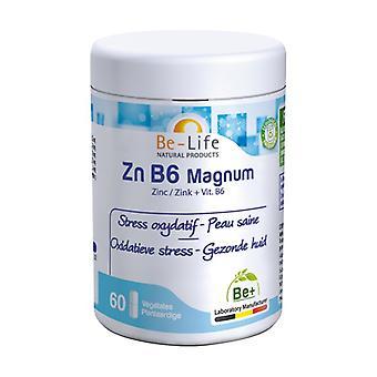 Zn B6 Magnum 60 capsules
