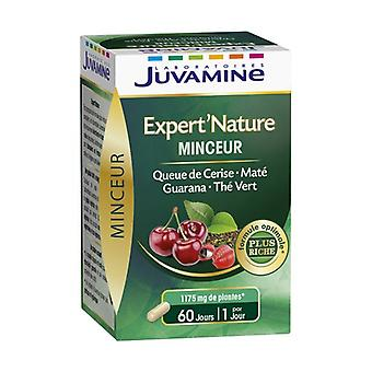 Slimming Expert - Green Tea / Guarana / Mate / Cherry Tail 60 vegetable capsules