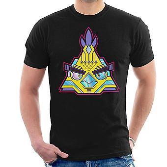 Angry Birds Mech Bird Men's T-Shirt