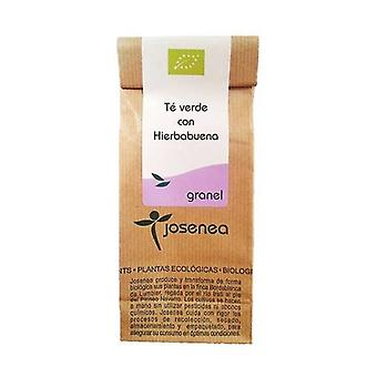 Groene thee met pepermuntzak 50 g