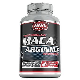 Best Body Nutrition BBN Hardcore Testobolan maca standard 100 cápsulas