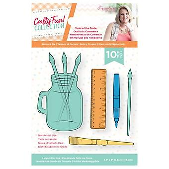 Crafter's Companion Crafty Fun Tools of the Trade Stamp & Die