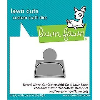 Lawn Fawn revela que o carro de roda criatters add-on morre