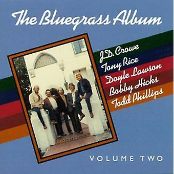 Bluegrass Album Band - Bluegrass Album Band: Vol. 2-Bluegrass Album [CD] USA import