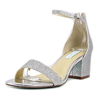 Betsey Johnson Womens Miri Open Toe Special Occasion Ankle Strap Sandals