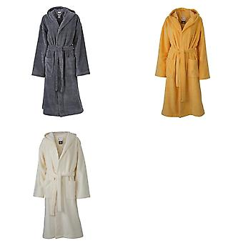 Myrtle Beach Adults Unisex Functional Hooded Bath Robe