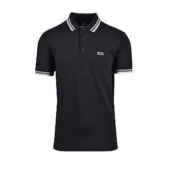 BOSS Athleisure Boss Paddy Polo Shirt Black
