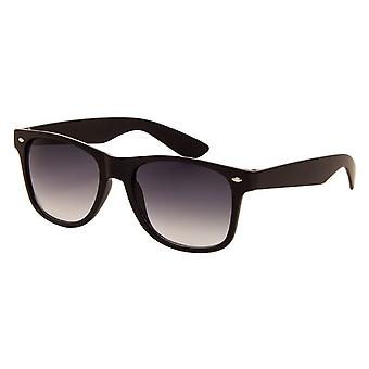 Sunglasses Unisex Original matt black with grey lens (AZ-60)