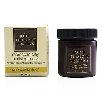Moroccan clay purifying mask (for oily/ combination skin) 126855 57g/2oz