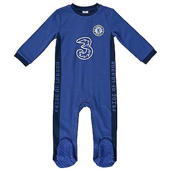 Chelsea FC Baby Kit Sleepsuit | 2020/21