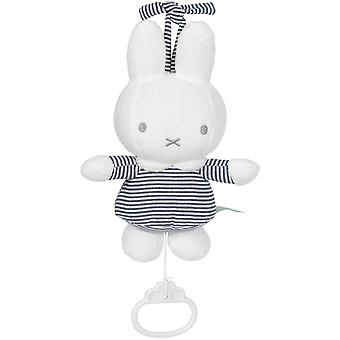 Rainbow Designs Miffy Stripes Musical Pull Down Toy