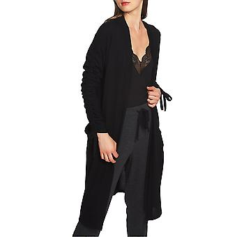 1.State | Cozy Ruched Sleeve Cardigan