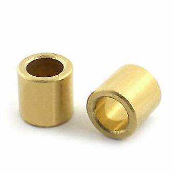 2kpl öljy kyllästetty sintered pronssi holkinta 12mm bore X 18mm Od X 12mm Pitkä