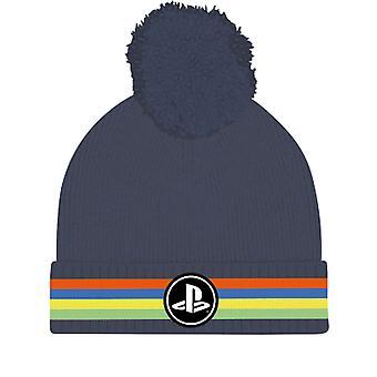 Logotipo adulto do Playstation Unisex Beanie