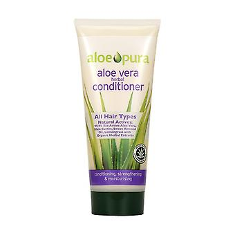Aloe Vera Hair Conditioner 200 ml of gel