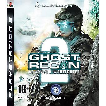 Tom Clancy's Ghost Recon Advanced Warfighter 2 PS3 (Französisch/Niederländische Box)