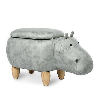 Tabourets et tabourets bas d'animal, tabourets bas bas, tabourets de sofa, coussins