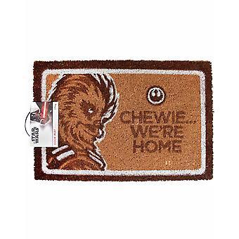 Star Wars Chewie... Me're Kotiovi matto | Viralliset kauppatavarat