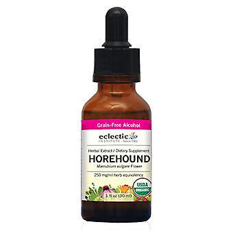 Eclectic Institute Inc Horehound, 250 mg, 2 Oz mit Alkohol