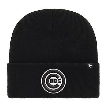 47 Brand Beanie Winter Hat - HAYMAKER Chicago Cubs