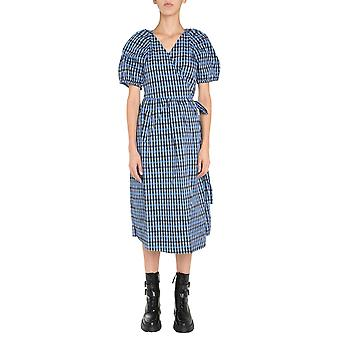 Baum Und Pferdgarten 21263c7747 Women's Blue Polyester Dress