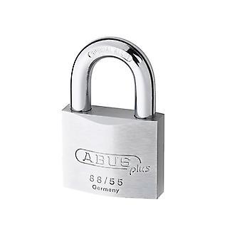 ABUS 88RK/50mm Brass PLUS Cylinder Padlock Rekeyable Carded ABU8850C