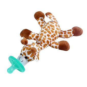 Cute Funny Newborn Baby Food-grade Silicone, Cartoon Animal Pacifier With Soft