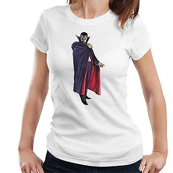 Dracula Cape Pose Women's T-Shirt