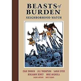 Beasts Of Burden Volume 2:� Neighborhood Watch