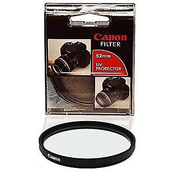 Canon 52mm uv protector filter