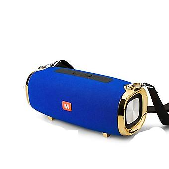 50w Wireless Bluetooth Speaker, Outdoor Portable Subwoofer Column