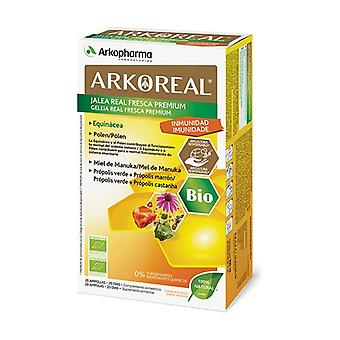 Arkoreal Fresh Royal Jelly Premium 20 ampoules