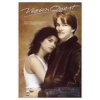 Impresión de Poster de película Vision Quest (27 x 40)