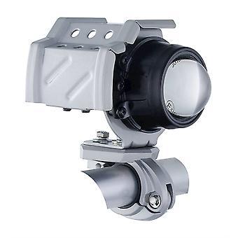 Universal Touring Projector Headlight Hi Beam H8 12V 35W Right Side Bracket