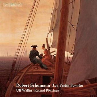 R. Schumann - Robert Schumann: The violinsonater [SACD] USA import