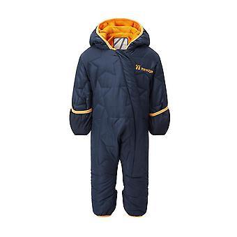 New The Edge Kids' Star Snowsuit Navy
